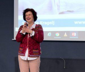 Pika Rajnar Teaching Introduction to EFT in Slovenia